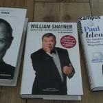 Gleich Drei: Lesenswerte Biografien