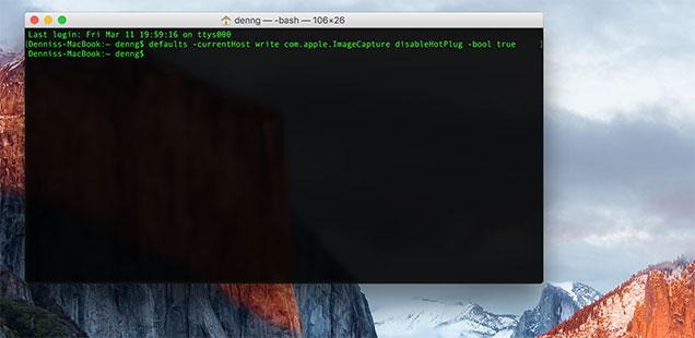 Mac-Schnelltipp: Autostart der Fotos-App verhindern