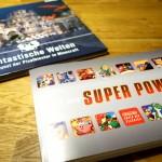 Neuer Lesestoff für Gamer: Minecraft-Kunst und SNES