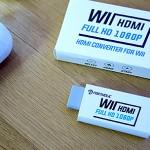 HDMI-Adapter für die Nintendo Wii